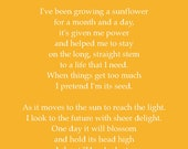 The Sunflower; An Inspira...