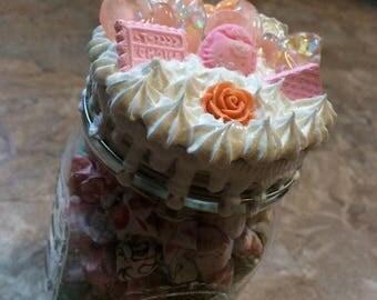 Hello Kitty Dessert Origami Star Jar