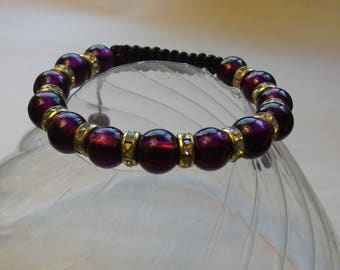 Amethyst Bracelet by TJ