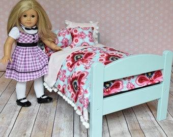 Custom American Girl Doll Bed