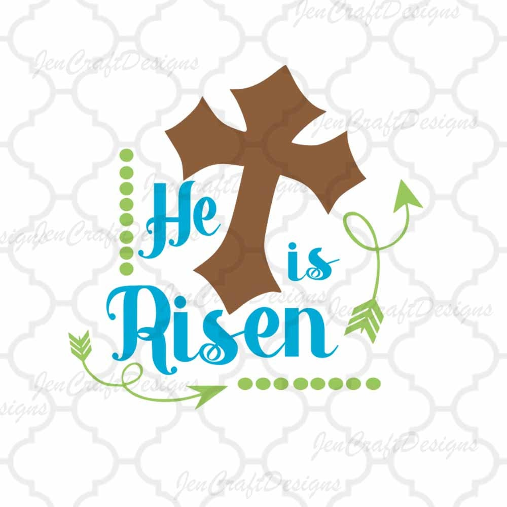 He Is Not Here He Is Risen Clip Art | www.imgkid.com - The ...