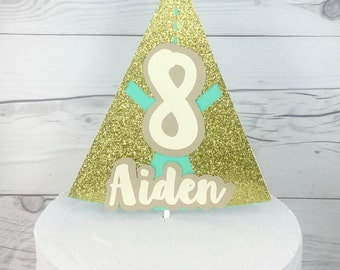Teepee Cake Topper, Boho Cake Topper, Arrow cupcake toppers, Aztec party, boho party, pow wow, Wild One cake topper