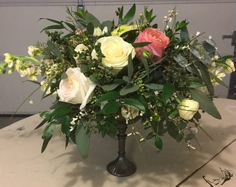 DIY Workshop: Floral Arranging for Beginners