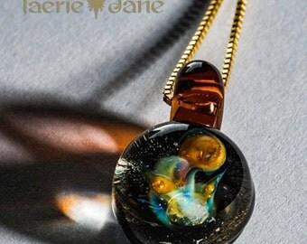 Faerie Nebula Pendant