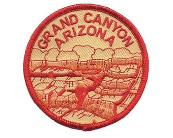 Grand Canyon Arizona Patch
