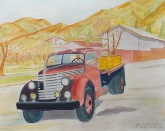 Oak Glen Truck