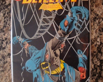 Detective Comics Issue 596 DC Comic 1989