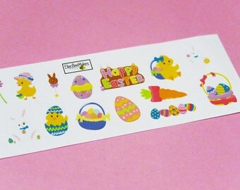 Easter Deco Stickers