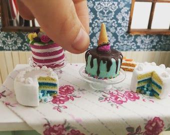 1 to 12 ice cream cake