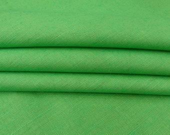 "Green Jute Fabric, Home Decor Burlap Fabric, Sewing Material, Green Burlap, Rustic Fabric, 57"" Inch Burlap Fabric By The Yard ZJC41A"