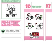 Munchkins - Spend All My Money! Shopping Time Planner Stickers (M252)