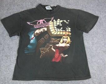 1989 Aerosmith Pump T-shirt