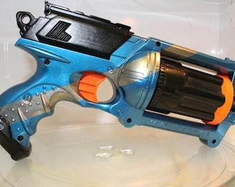 Chill Shot NERF Maverick REV-6