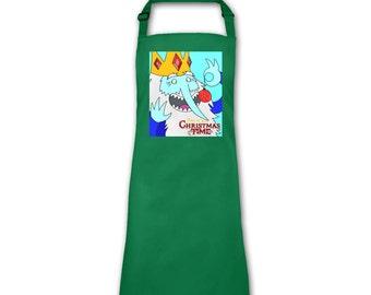 Ooo It's Christmas Time apron
