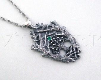 Tree Of Life Pendant.Yggdrasil Pendant.World Tree Pendant.Tree Jewelry.Norse Mythology.Tree Pendant.Norse Jewelry.World Tree Necklace.Asatru