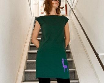 "T-dress ""Lamer"""