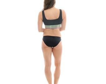 Sunoka Bikini Bottom - Black