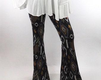 Boho Bell Bottom Pants