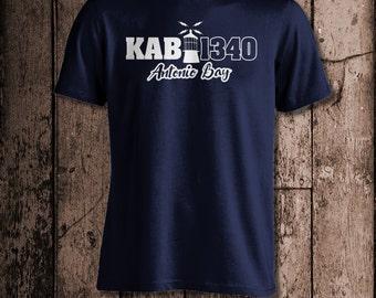 KAB 1340 Antonio Bay | Men's tshirt | Inspired by John Carpenter's The Fog