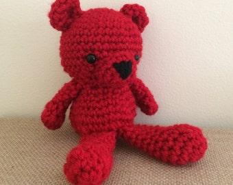 Red Bear aka Kuma-CHAN