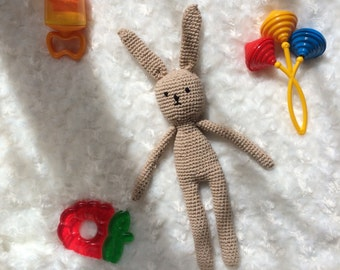 "Toy amigurumi ""rabbit"""