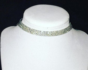 DREAM Diamond Rhinestone Choker
