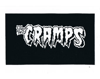 The Cramps Band Patch