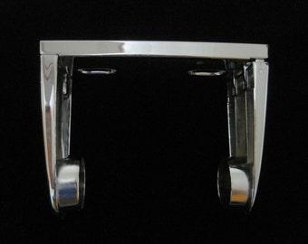 Chrome Paper Holder, Model No. 1974, Vintage