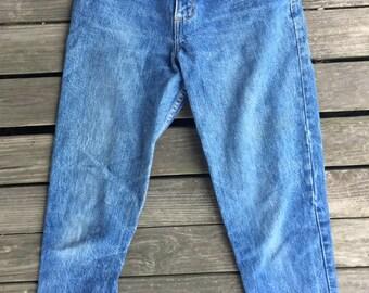 0/1 Guess jeans zipper leg