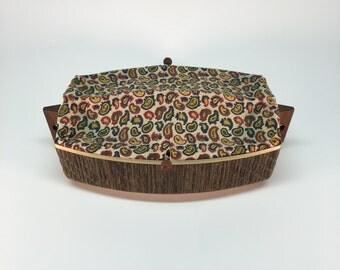 60's Salton bread warmer hot tray