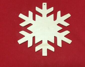 Ornament,Snowflake,Snowflake Ornament,Christmas Ornament,Wood Ornament