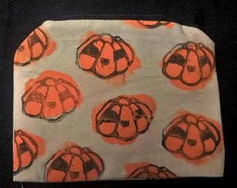 pumpkin pumpkin bag purse cute Halloween spooky autumn