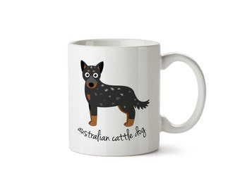 Australian Cattle Dog Mug
