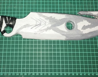 Cosplay Hunter Knife Foam prop