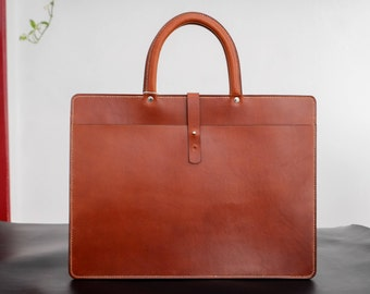 Leather bag⎪Leather briefcase⎪Handmade bags⎪Business leather bag⎪Leather handbag⎪Handbags⎪Leather man bag⎪Briefcase⎪Leather briefcase men
