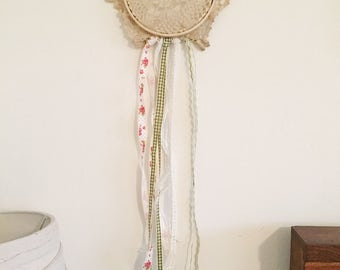 Dreamcatcher - Wall Hanging - Hoop Art