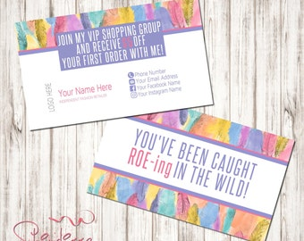 In The Wild, Caught Card, Business, Marketing, Consultant, Boutique, Gift Certificate, Consultant