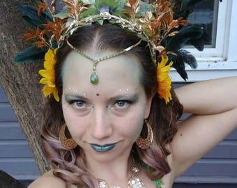 Mother Earth Headdress