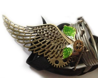 steampunk goggles Wings of Icarus