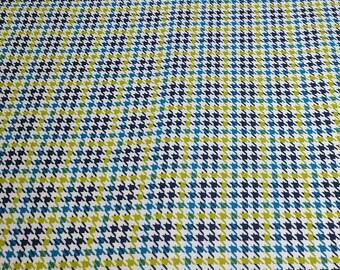 Cozy Cotton-Marine- Cotton Flannel Fabric by Robert Kaufman