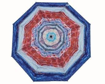 Rain or Shine The Waterhole Knit Design Umbrella - Great Birthday gift