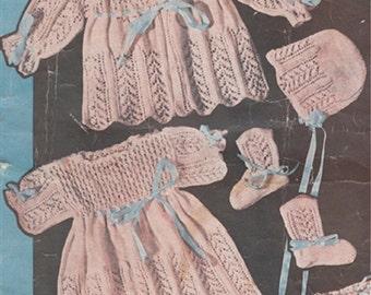 Crochet baby frock Etsy