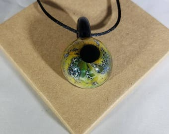 Heady Glass Pendant