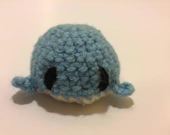 Small Crochet Whale