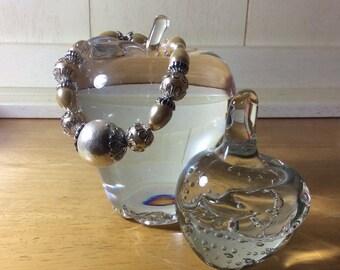 My Pearl Sweetheart Bracelet