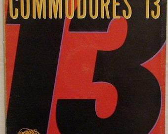 Commodores 13 The Commodores LP Album