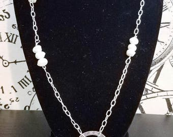 Pearl Nickel-Free Handmade Necklace
