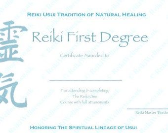 Download complete set reiki certificate templates x4 download complete set reiki certificate templates x4 landscape level 1 level 2 yadclub Choice Image