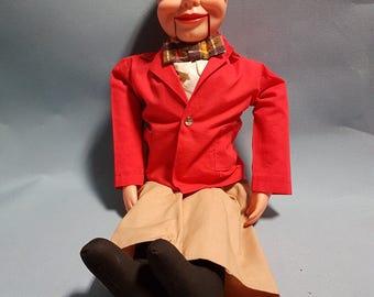 Little Ricky Ventriloquist Doll 1967 Juro Novelties