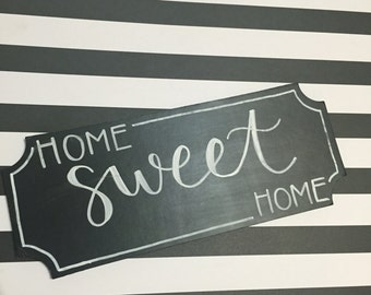Custom Chalk Sign